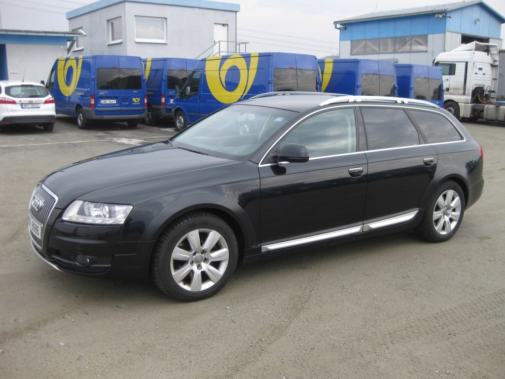 audi a6 allroad quattro 4x4 wagon automarket. Black Bedroom Furniture Sets. Home Design Ideas