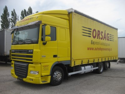 DAF FAR XF 105.460 6x2