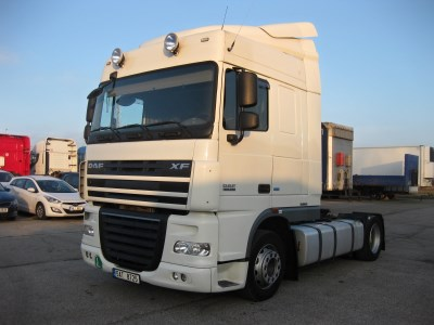 DAF FT XF 105.460 ADR 4x2