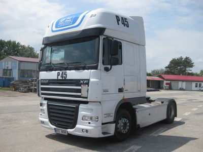 DAF FT XF 105.460 SSC 4x2