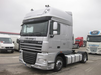 DAF FT XF 105.510 Low Deck 4x2