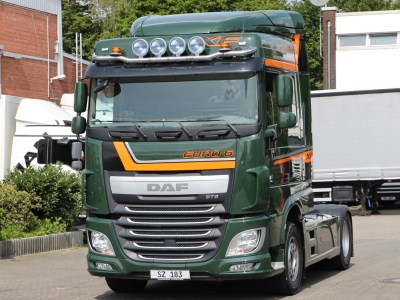 DAF XF 460 FT SC 4x2
