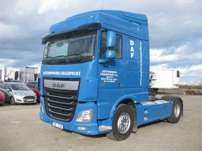 DAF XF 510 FT 4x2