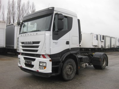 Iveco AS440S45T/P hydraulika 4x2
