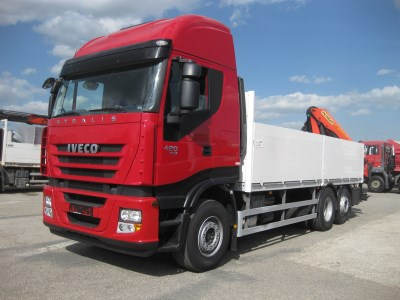 Iveco Stralis AS 260 S 42 Y/P 6x2