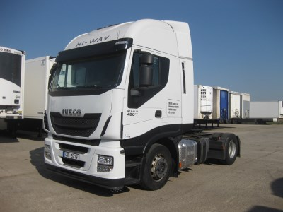 Iveco Stralis AS440S48 T/P 4x2