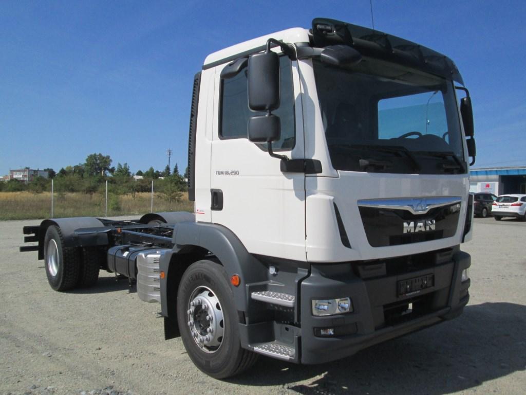 Vans Auto Sales >> MAN TGM 18.290 BL 4x2 - chassis - Automarket