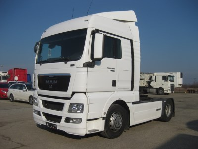 MAN TGX 18.440 4x2 BLS Efficient Line 4x2