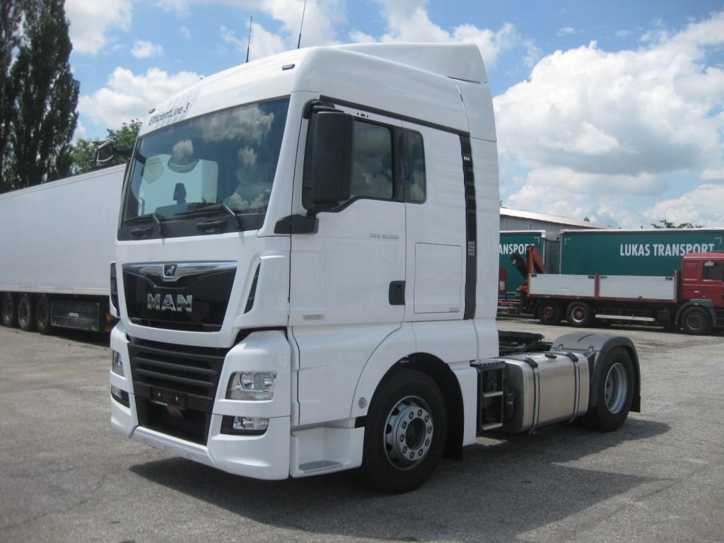 MAN TGX 18 500 4X2 BLS 4x2 - standard - Automarket