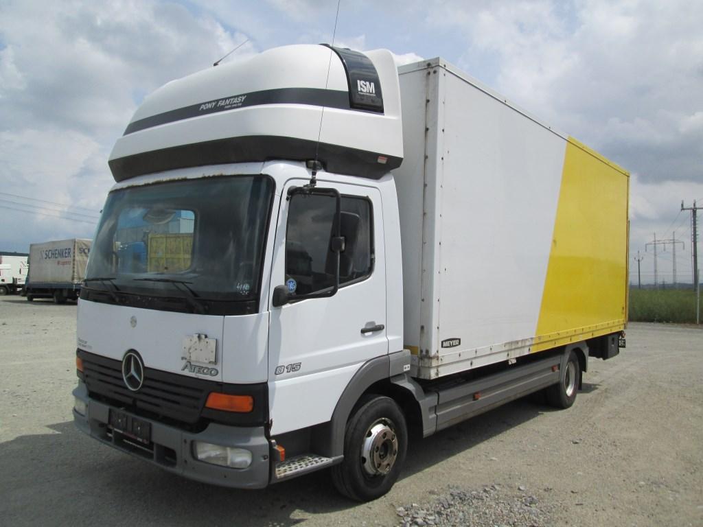 Mercedes benz atego 815 4x2 box automarket for Mercedes benz atego