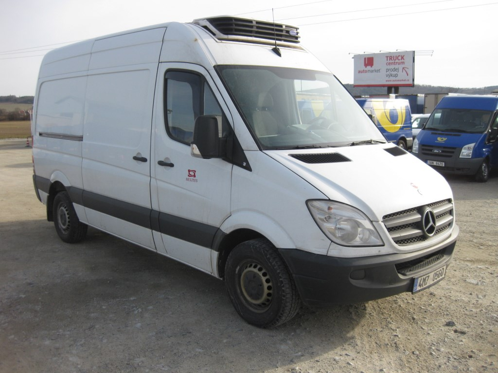 mercedes benz sprinter 316 cdi 4x2 box automarket. Black Bedroom Furniture Sets. Home Design Ideas