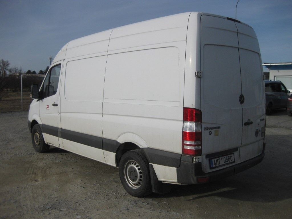 mercedes benz sprinter 316 cdi chladic 4x2 box automarket. Black Bedroom Furniture Sets. Home Design Ideas