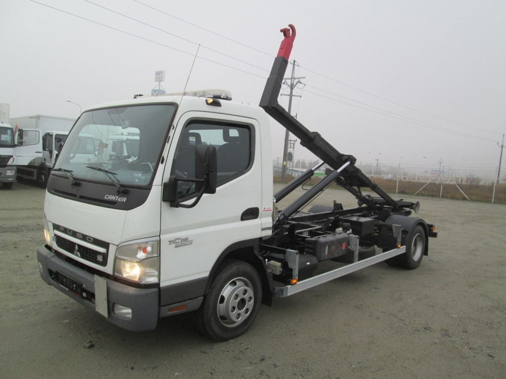 Fuso Canter Owners Manual
