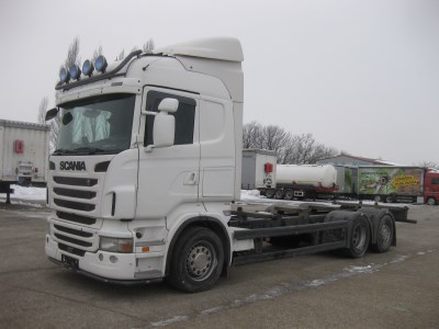 Scania R 440 Highline 6x2-2