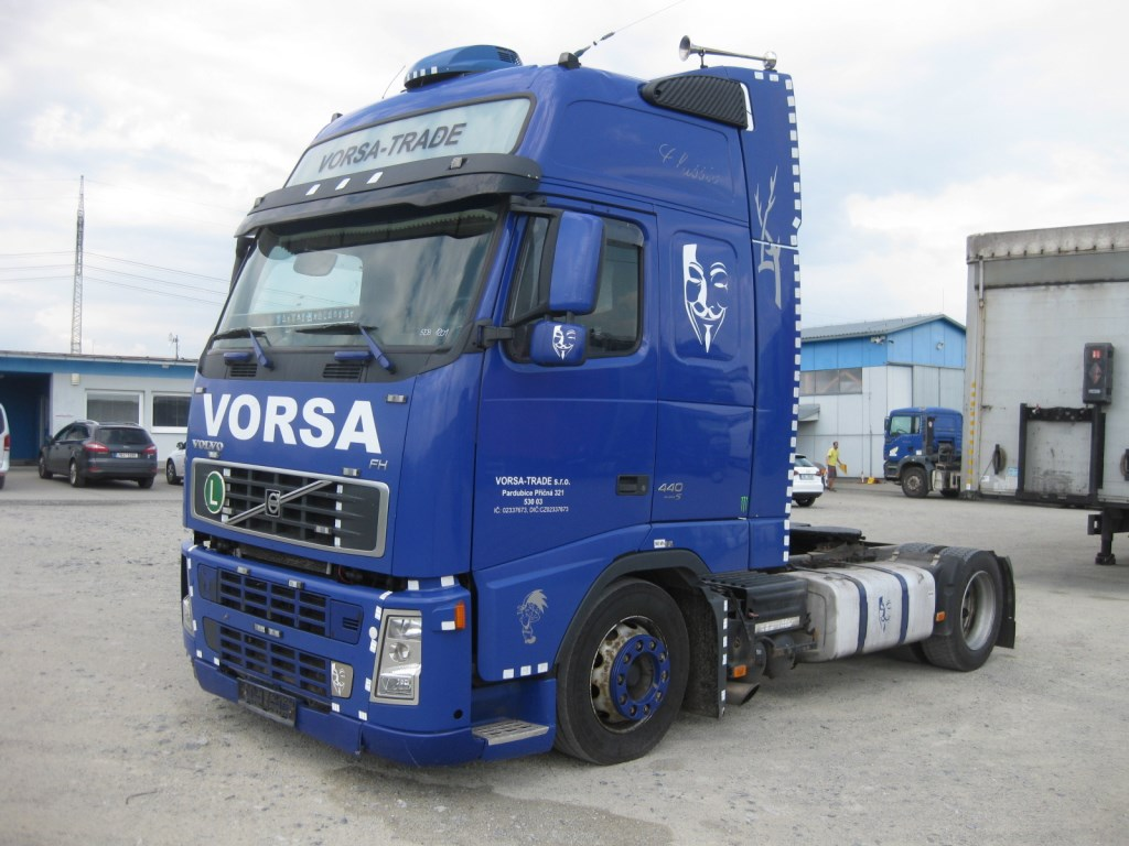 Volvo Fh 440 42t 4x2 - Low-deck  Jumbo